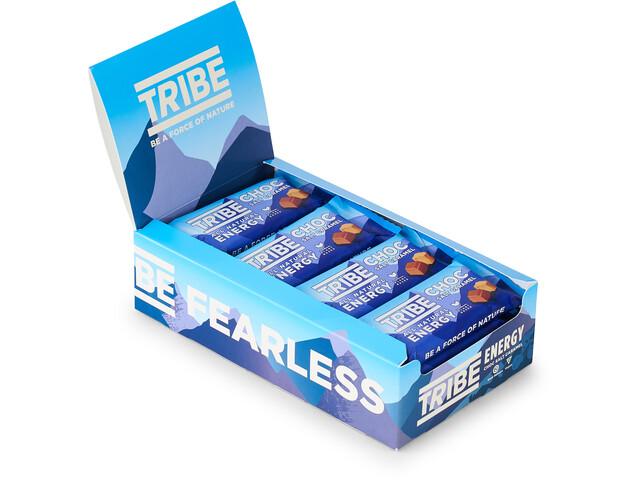 TRIBE Infinity Energy Oat Bar Box 16x50g / MHD Jul 20, choc salt caramel
